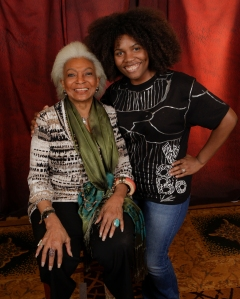 Nichelle Nichols and Me